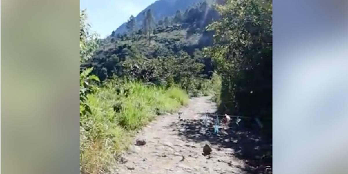 Inguat ha iniciado investigaciones tras video viral de turistas argentinos