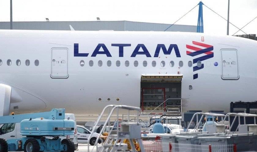 Latam - Viagens aéreas
