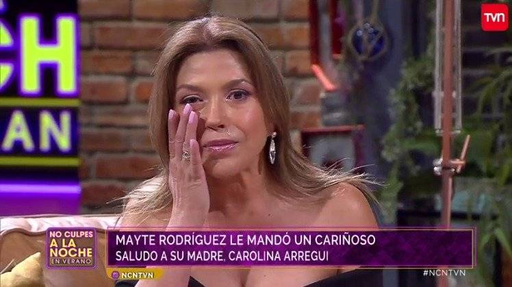 Carolina Arregui revela los momentos difíciles que ha pasado su hija Mayte
