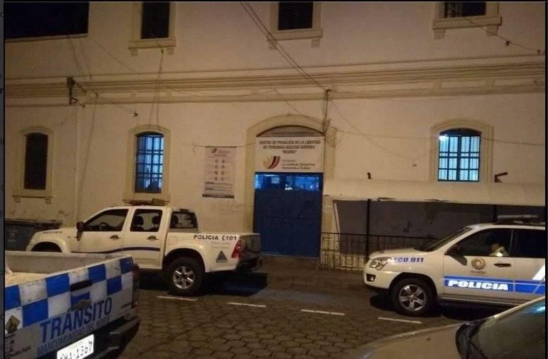 Director de la cárcel de Ibarra detenido por beber en su oficina con dos privados de la libertad Twitter