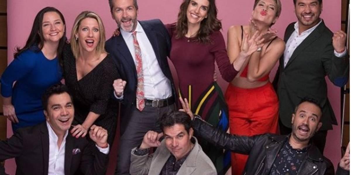 """Ex integrante del """"Muy Buenos Días"""" se reintegró de manera sorpresiva al matinal de TVN"""