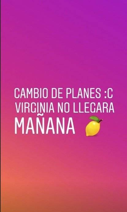 Virginia Limongi no llegará a Ecuador este 4 de enero