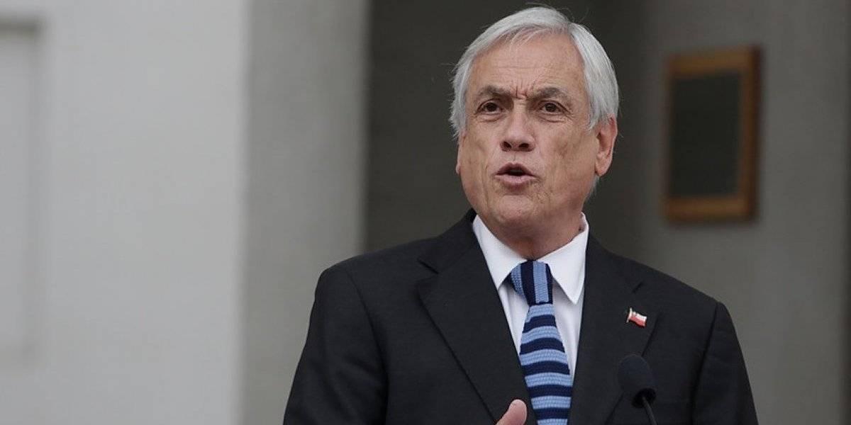 """Piñera dispara contra el Congreso por abuso de Isapres: """"Si hubiesen aprobado el proyecto que enviamos, problema de factores de riesgo estaría resuelto"""""""