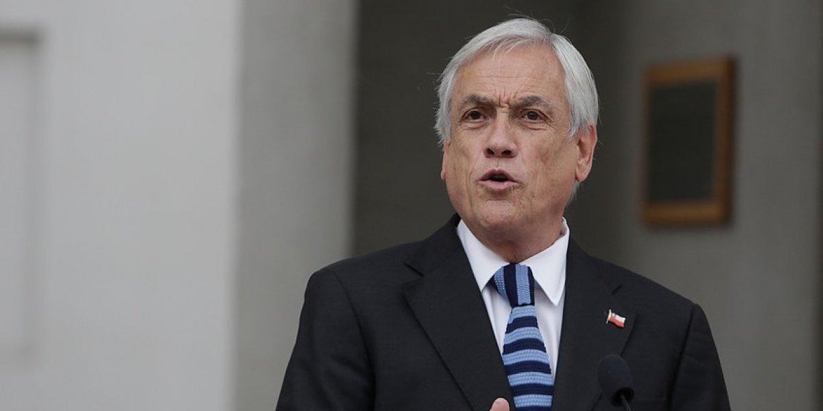 Bomba de Vicuña Mackenna fue de fabricación artesanal: Sebastián Piñera condenó atentado terrorista en Santiago