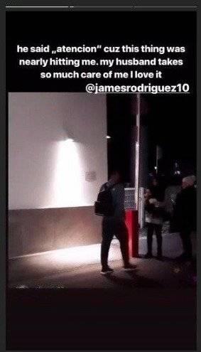 2. Fanática loca por James