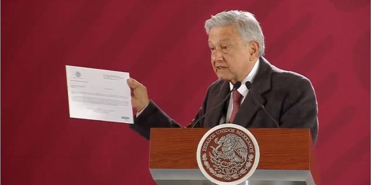 Esta es la declaración patrimonial de Andrés Manuel López Obrador