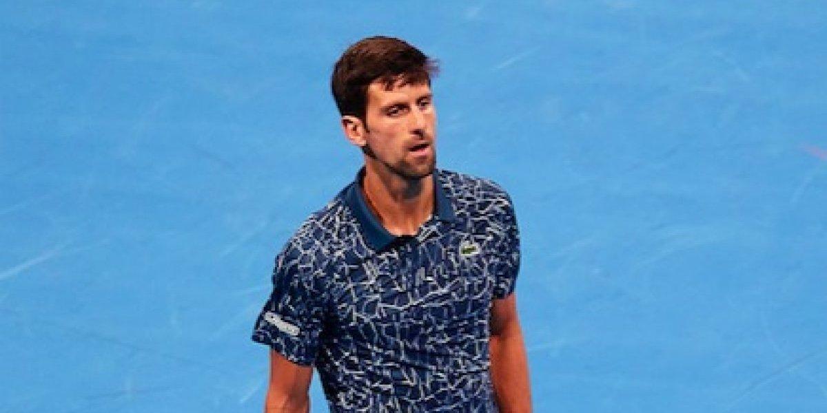 Djokovic fue sorprendido por Bautista y quedó eliminado en semifinales en Doha