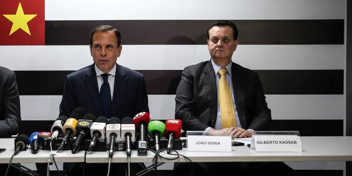 Gilberto Kassab é oficialmente afastado do governo Doria