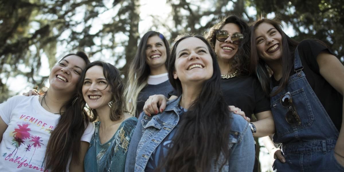 Mamma Soul se presenta en Sesiones Cóndor, prepara nuevo disco y una canción tributo a Jorge González