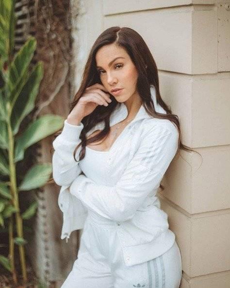 Paloma estuvo reemplazando por una temporada de seis meses a la presentadora Janine Leal, Instagram