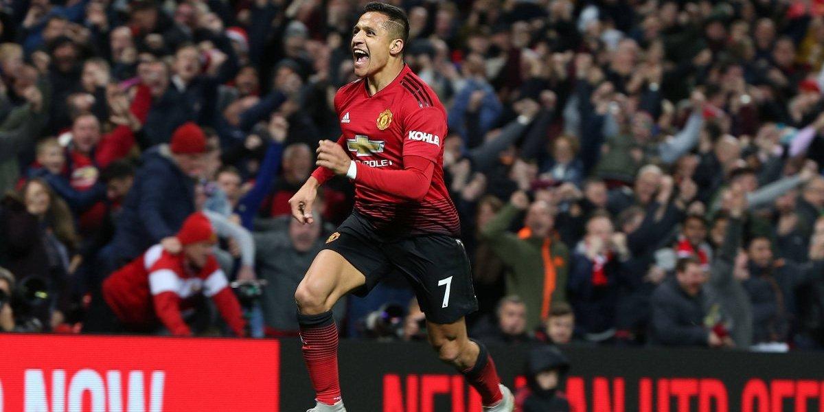 Alexis Sánchez busca su revancha en un 2019 que ya empezó con nuevos aires en el United