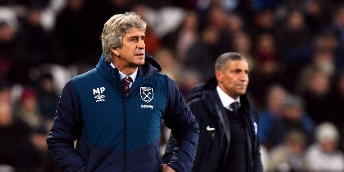 Pellegrini confirma su repunte con el West Ham y vuelve a escena en la Premier como candidato a DT del mes
