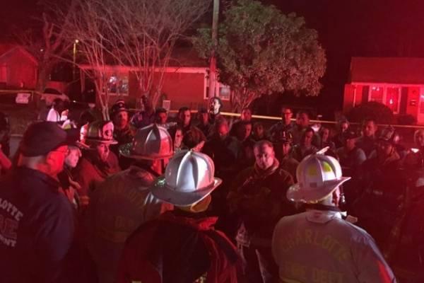 familia guatemalteca afectada por incendio en Carolina del Norte, Estados Unidos