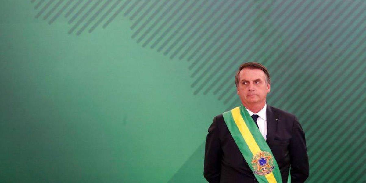 Bolsonaro abierto a recibir base militar de EE. UU. en Brasil