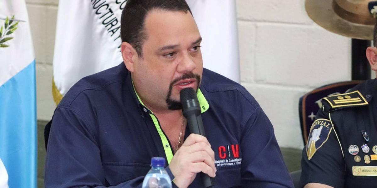 """José Luis Benito: """"Quiero anunciar que se ejecutó el 96.6% del presupuesto del 2018"""""""