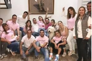 Karol G y su familia