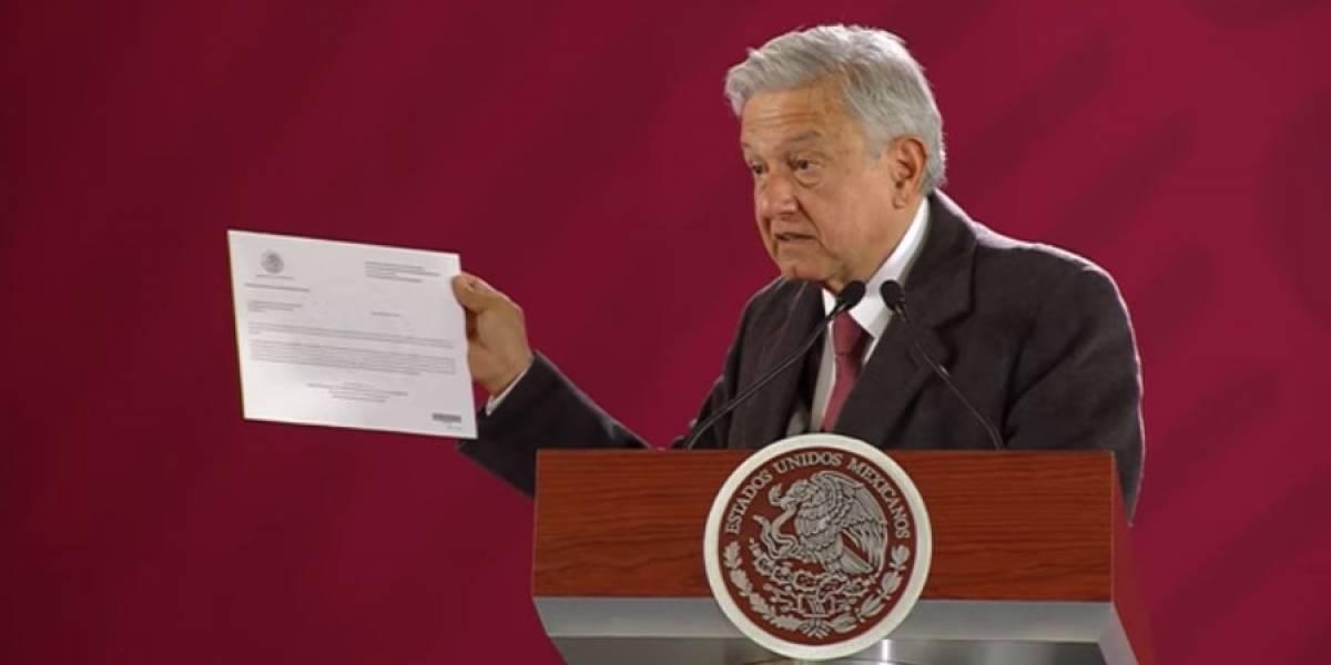VIDEO. López Obrador declara modestos bienes e ingresos