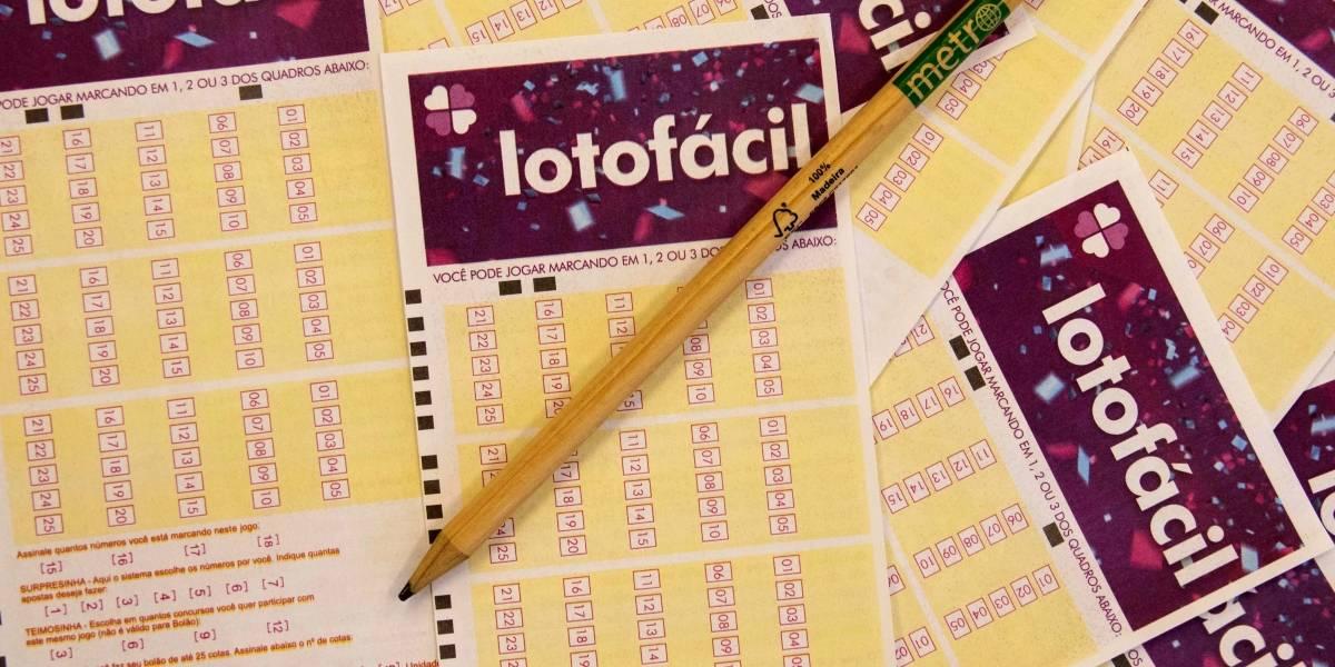 Lotofácil 1891: veja os números sorteados neste sábado, 16 de novembro