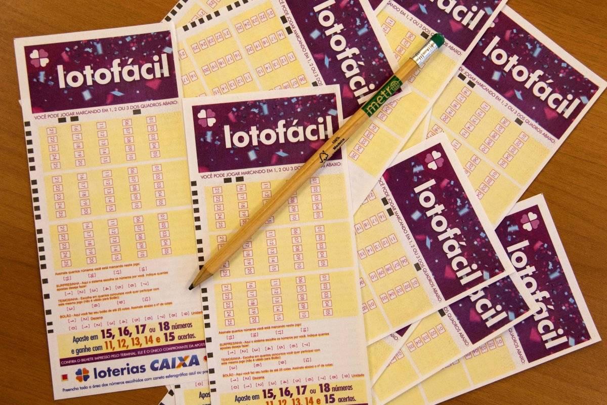 Lotofácil Loterias METRO