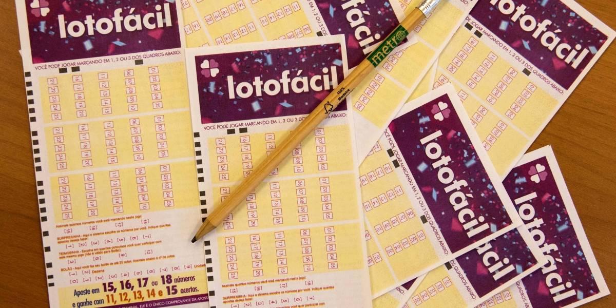 Lotofácil: veja números sorteados nesta segunda-feira, 16 de dezembro