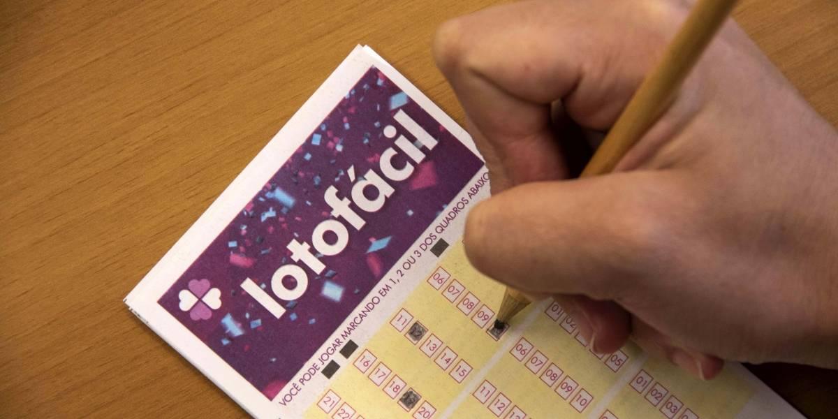 Lotofácil: veja os números sorteados nesta quinta-feira