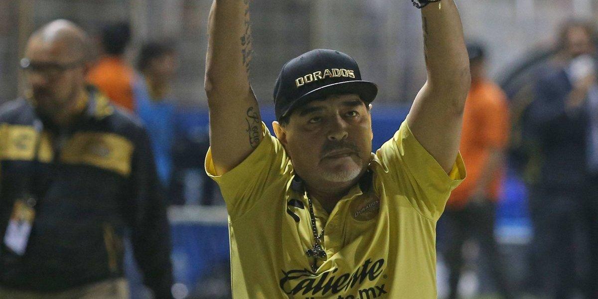 Diego Maradona ya fue dado de alta pero necesitará una cirugía