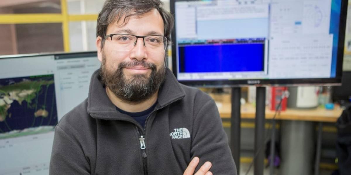 """Referente chileno en satélites: """"Tenemos que desarrollar nuestras propias tecnologías"""""""