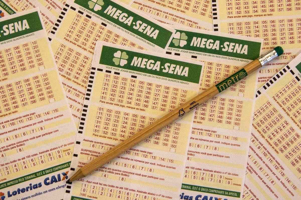 Mega-Sena Loterias METRO