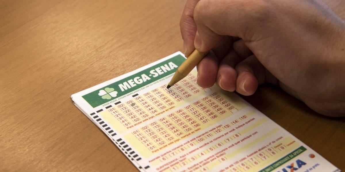 Mega-Sena  Veja os números sorteados nesta quarta-feira 5a6b11491170c