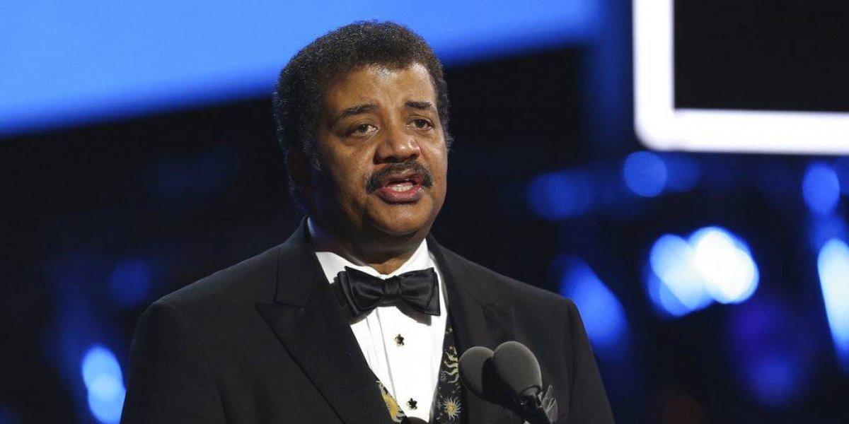 """Temporada de """"Star Talk"""" en pausa por acusaciones a Neil de Grasse Tyson"""