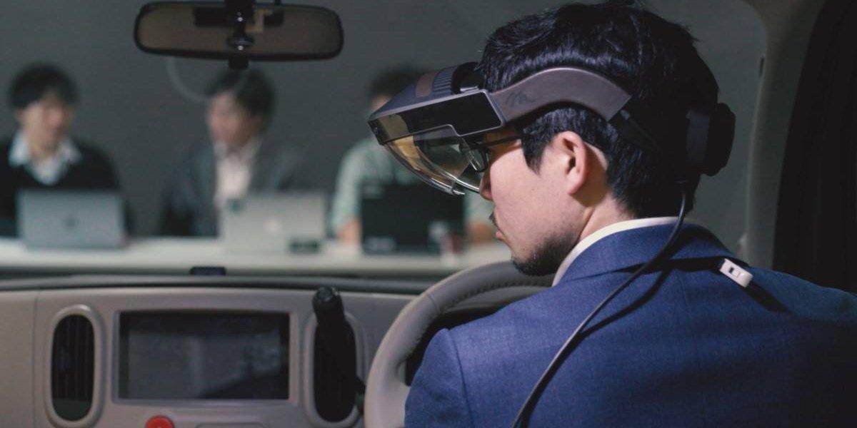 Invisible-to-Visible, la apuesta futurista de Nissan para el CES 2019
