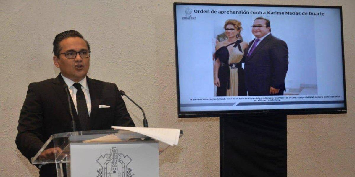 Investigan irregularidades de Jorge Winckler, padre del fiscal de Veracruz