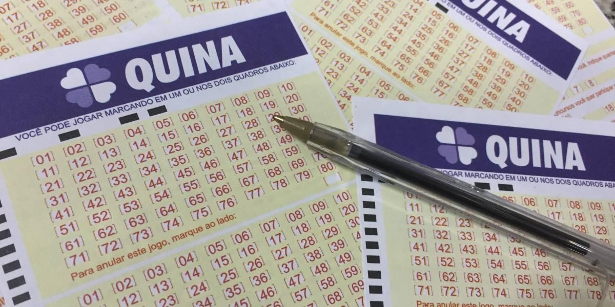 Quina 5108: Confira os números sorteados nesta segunda, 28 de outubro