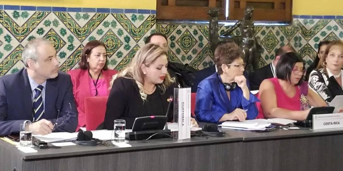Guatemala y 11 países felicitan la reelección de Guaidó al frente del Parlamento de Venezuela