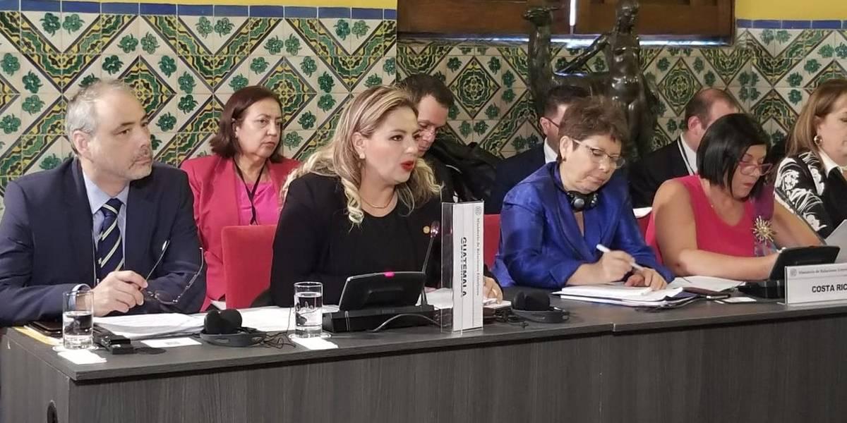 Gobierno de Guatemala lamenta integración de Venezuela a Consejo de DD.HH.