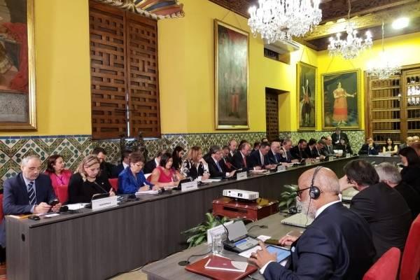 Reunión de Ministros de Relaciones Exteriores del Grupo de Lima