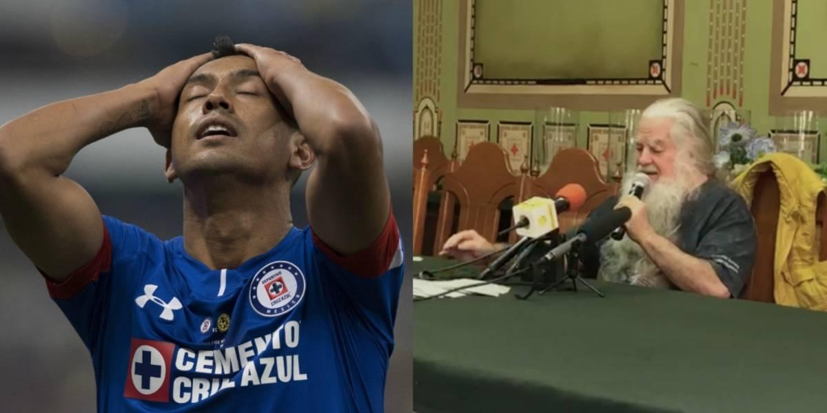 VIDEO: Brujo Mayor predice nueva derrota de Cruz Azul ante América