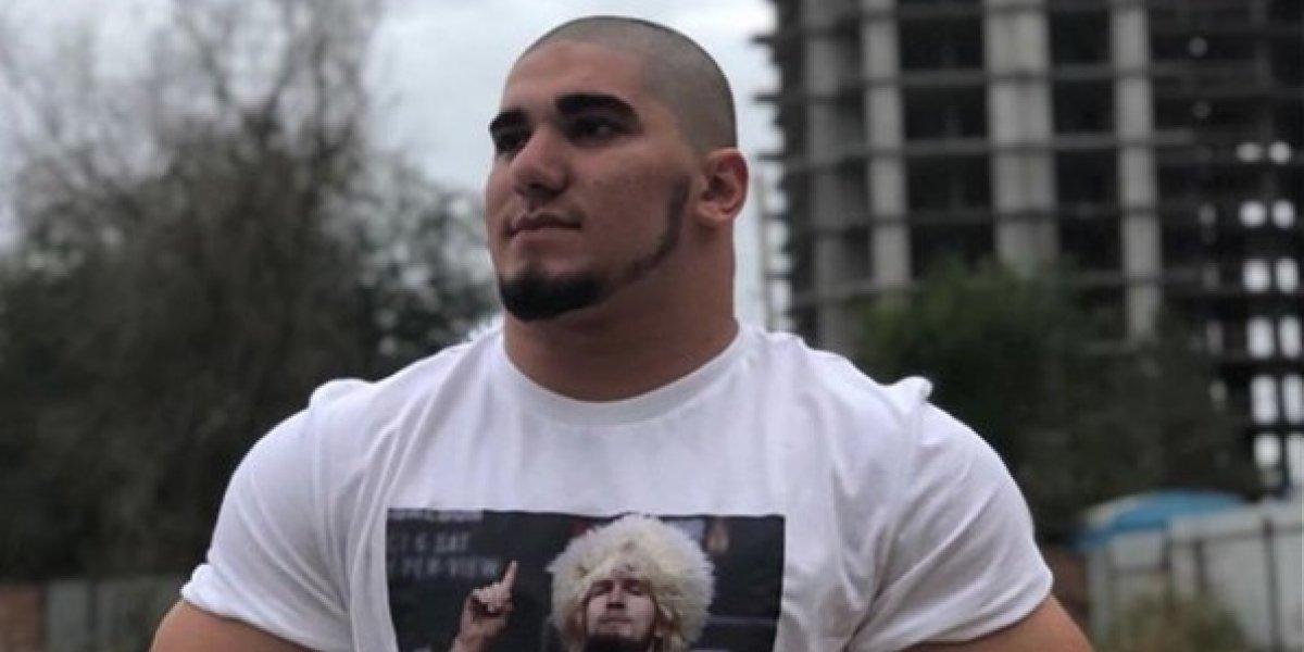 'Hulk' ruso debuta en las MMA con 'salvaje' pelea