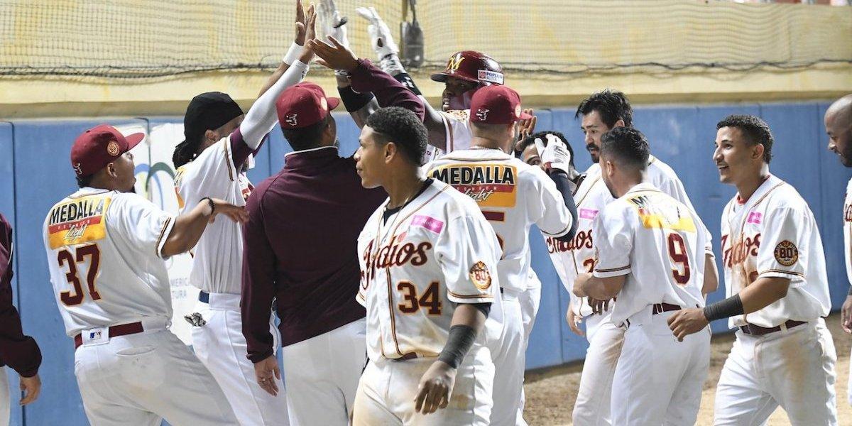 Se luce Yariel González en la victoria de los Indios