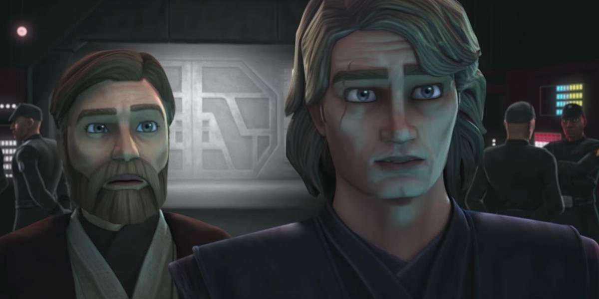 Star Wars: The Clone Wars abandona Netflix