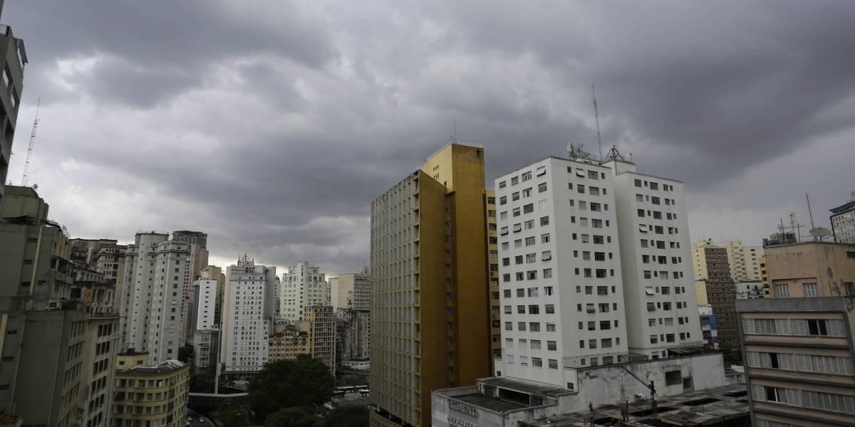 Previsão do Tempo: São Paulo estará nublada e chuvosa nesta terça-feira