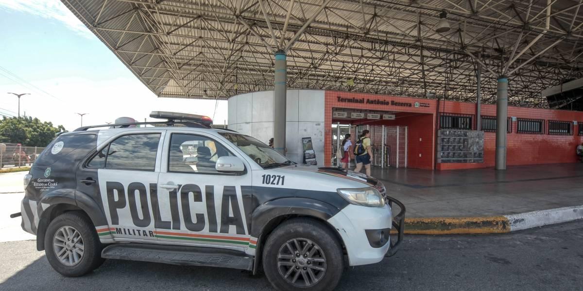 Atentados continuam em Fortaleza; Força Nacional disponibilizou 300 agentes