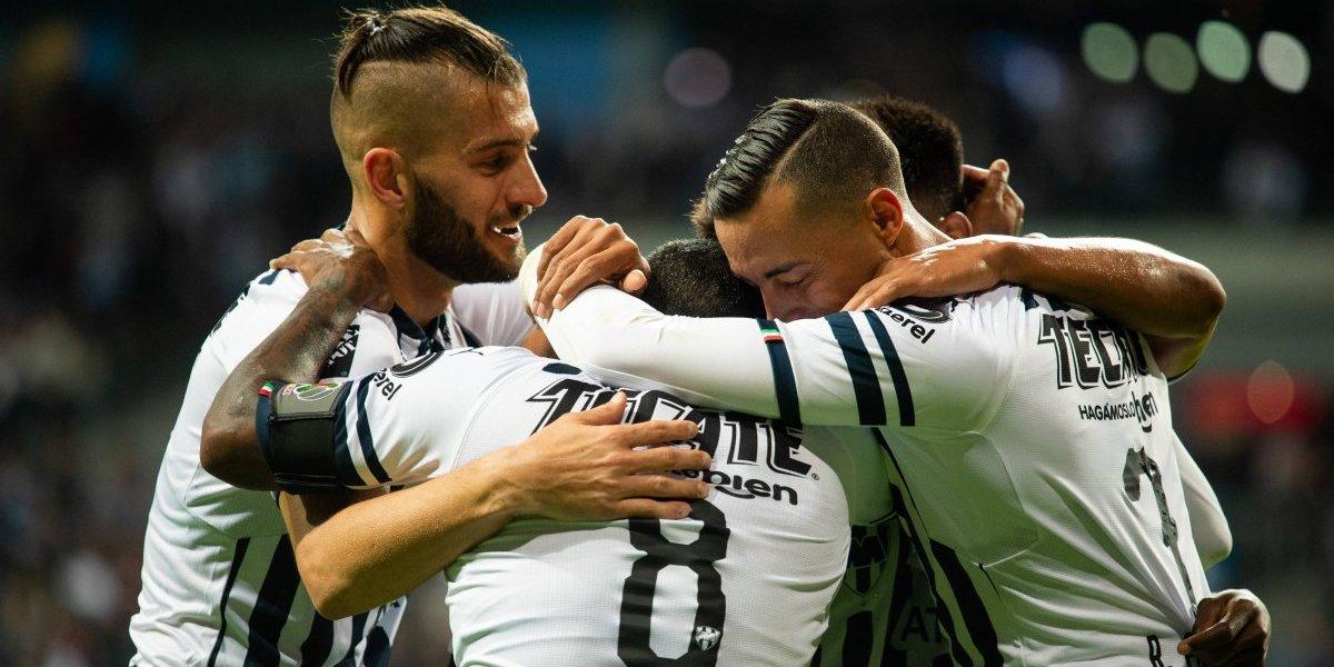 Rayados debuta en el torneo con goleada sobre Tuzos