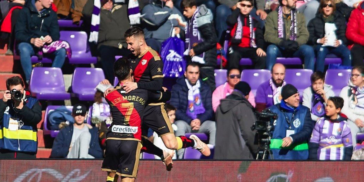 VIDEO: El Rayo Vallecano anotó el gol más rápido de la temporada en La Liga