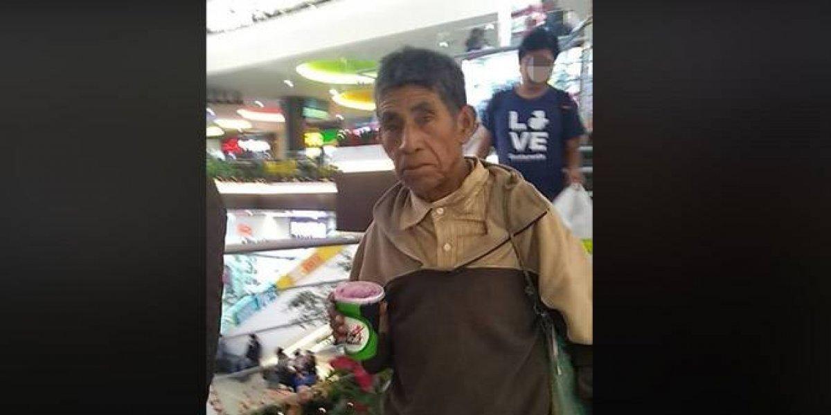 VIDEO. La verdad tras el video viral de persona humilde en Utz Ulew Mall