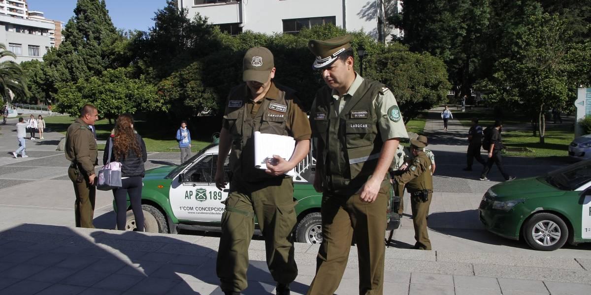 Carabineros rescató a dos mujeres de un canal de regadío en Las Cabras