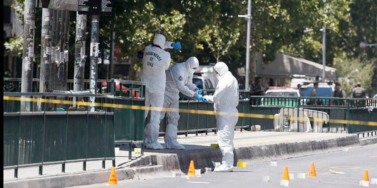 Atentado de un grupo ecologista en Chile: cinco heridos