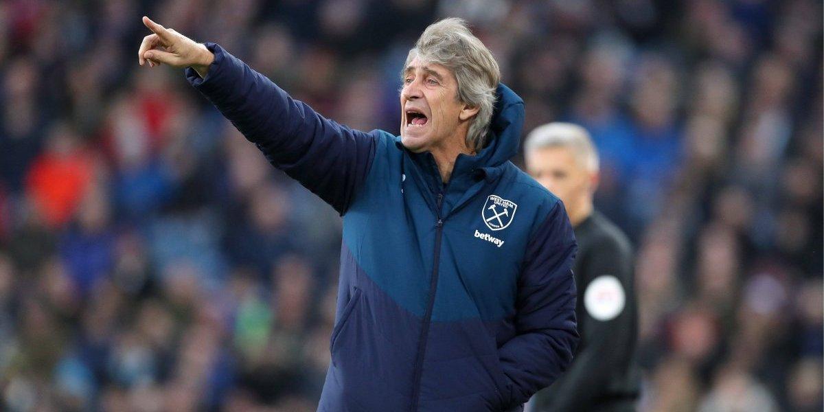 Manuel Pellegrini sigue intratable con el West Ham United y avanzó en la FA Cup
