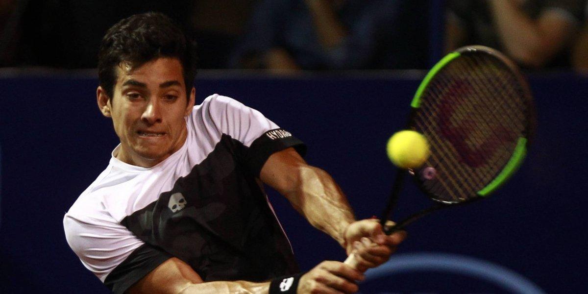 Nicolás Jarry confesó porqué se marginó del ATP de Sydney