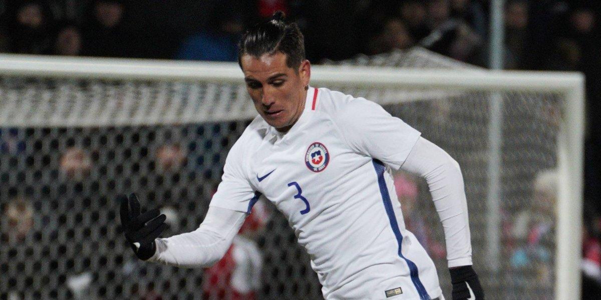 Enzo Roco es declarado transferible por Besiktas y fue ofrecido al Corinthians